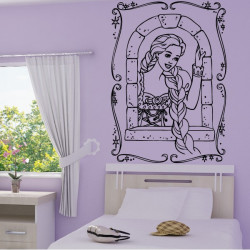Sticker Princesse 12