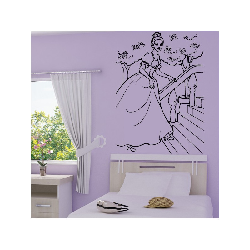 Sticker Princesse 14