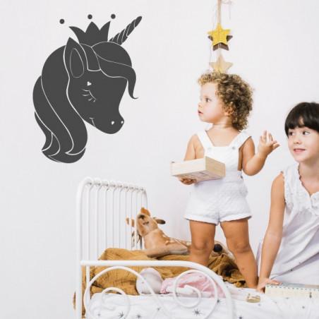 Sticker bébé Licorne