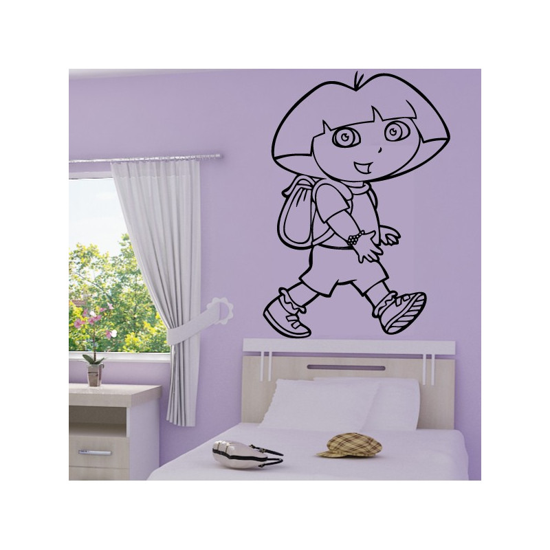 Sticker Dora 2