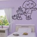 Sticker Dora 3