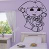 Sticker Dora 4