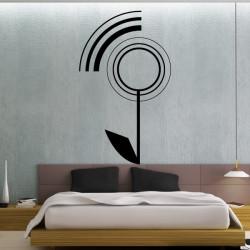 Stickers Fleur Design