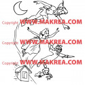 Sticker Peter Pan 3