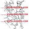Sticker Peter Pan 5