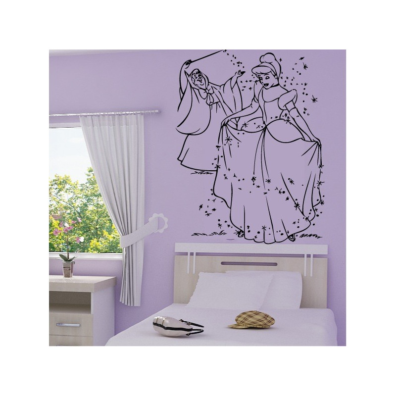 Sticker Cendrillon 8