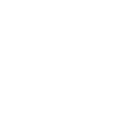 Sticker Papillon Floral