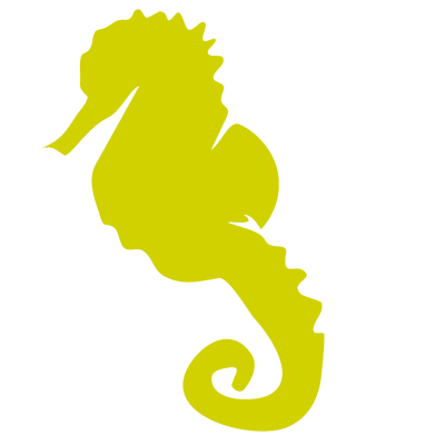 Sticker Hippocampe