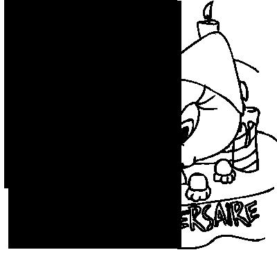 Sticker Titi et Grosminet 2