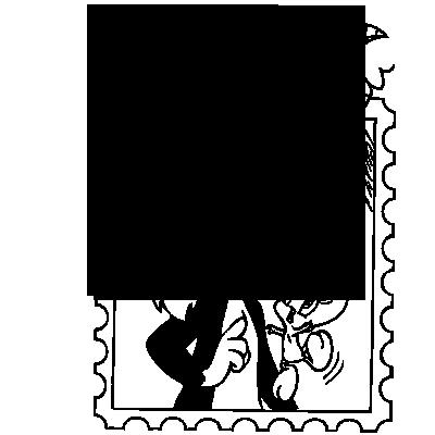 Sticker Titi et Grosminet 3
