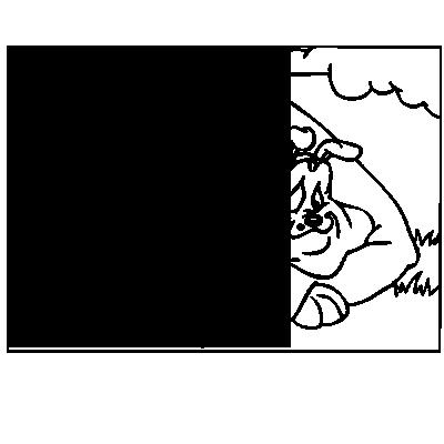 Sticker Titi et Grosminet 5