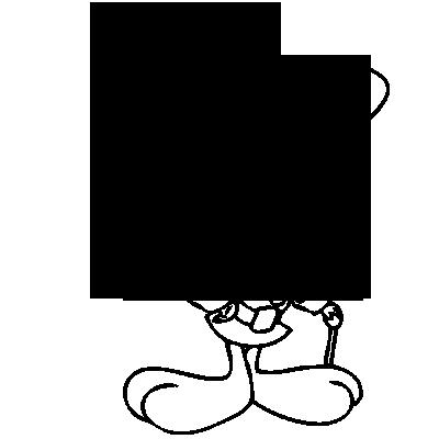 Sticker Titi et Grosminet 6