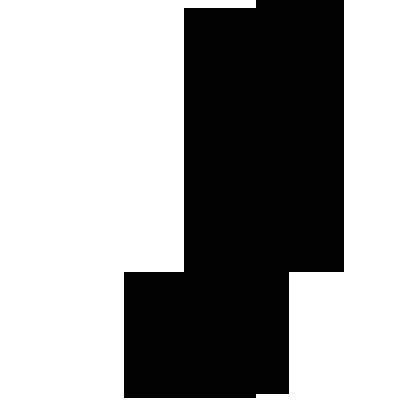 Sticker Monster High - Clawdeen Wolf de côté