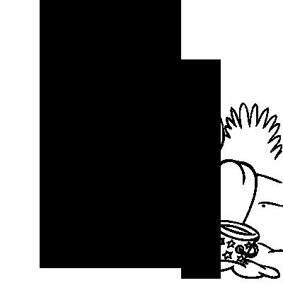 Sticker Titi et Grosminet 8