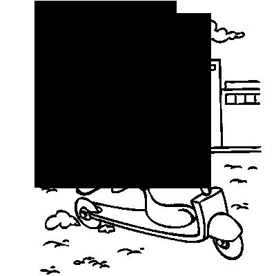 Sticker Titi et Grosminet 9