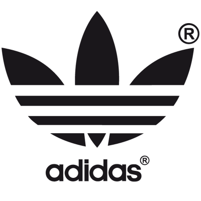 Sticker Logo Adidas