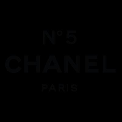 Sticker Logo Chanel n°5