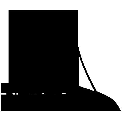 Sticker Pont suspendu