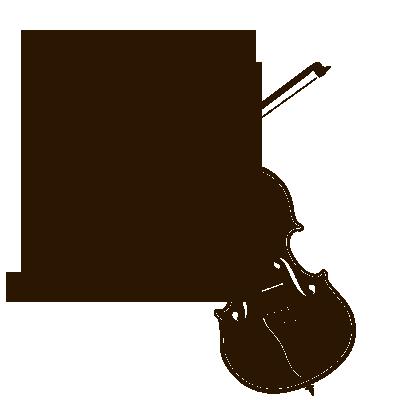 Sticker Violon