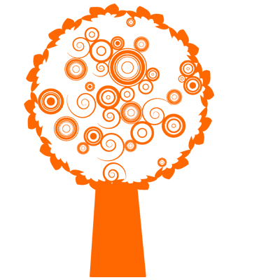 Sticker Nature Arbre Design