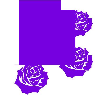 Sticker Kit 5 roses